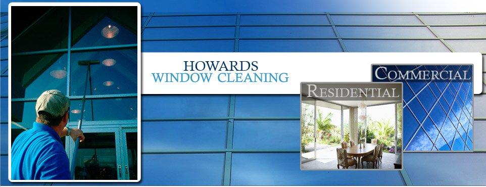 Howards Window Cleaning Service